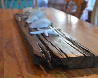 Reclaimed Driftwood Centerpiece