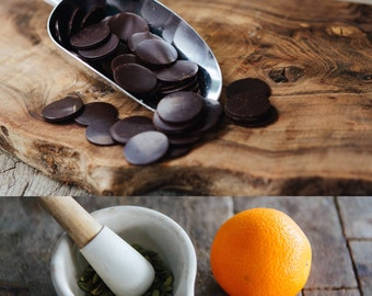 Raw Chocolate Orange & Cardamom