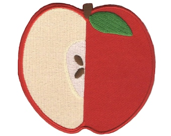 Juicy Red Apple patch