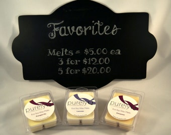 Eco-Soy Wax Melts
