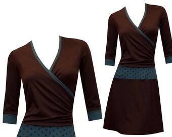 Autumn dress Enia