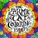 The Karmic Cat Coloring Book