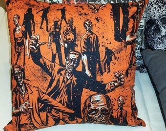 "13"" Zombies pillow"