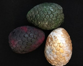 Dragon Eggs Cake Topper, Game of Thrones