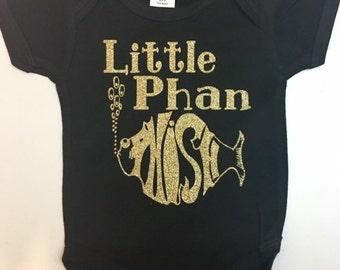 Phish kids tshirt or Onesie