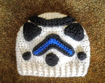 Stormtrooper Beanie for Kids and Adults