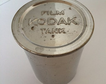 Kodak Film Developing Tank