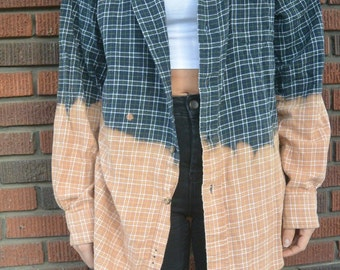 Revamped Green Flannel