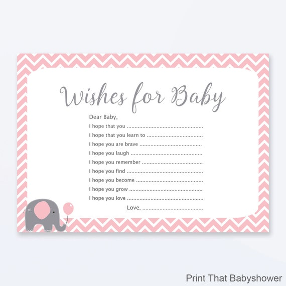 Wishes For Baby Game