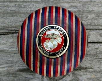 US Marine Corps Emblem Bottle Opener