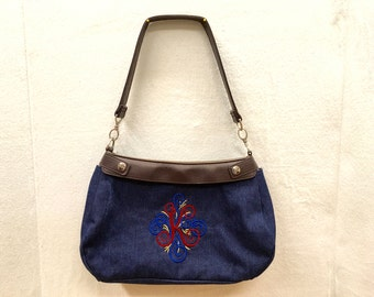 Purse skirt, purse cover,assorted fabrics, custom fit to 31 purses,