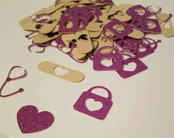 Doc Mcstuffins Inspired Confetti - 100 Pieces