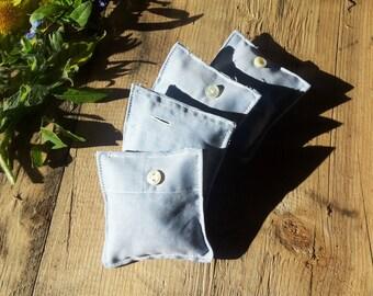 Organic Lavender Dryer Sachet