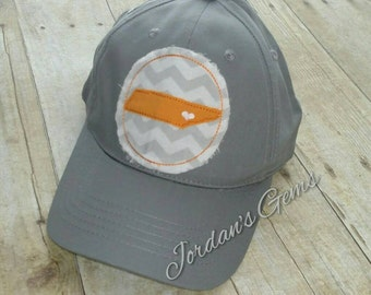 "Tennessee Raggy Patch ""Knoxville Love"" Hat"