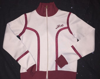 JLO 2000s track jacket - small