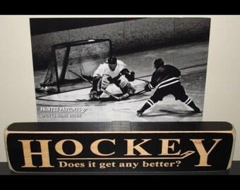 Hockey coach | Etsy