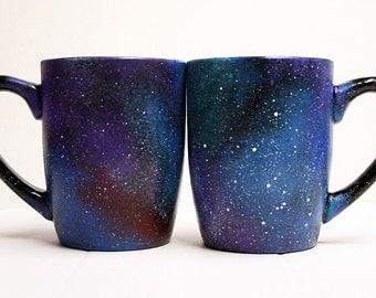 Galaxy Mugs