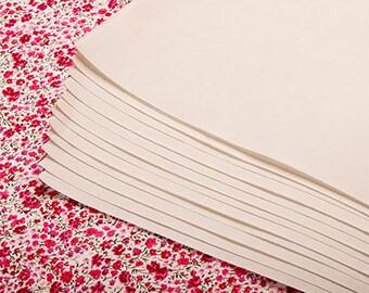 "8.5"" x 11"" Freezer Paper Sheets - 40 sheets"