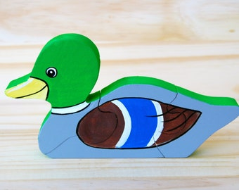 Duck Wooden Puzzle