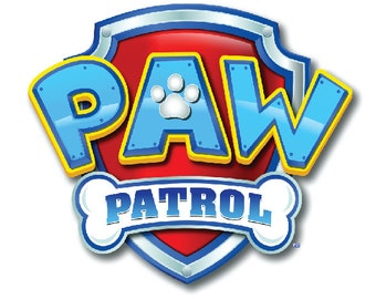 Paw Patrol Birthday Badges - 6 a page (Digital copy)