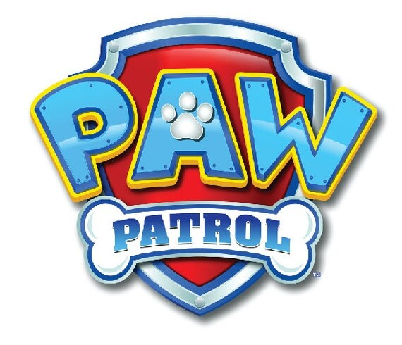 Paw Patrol Birthday Badges - 6 a page (Digital copy)