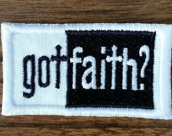 Got faith patch