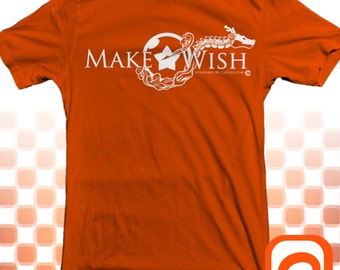 Dragon Ball Z: Make A Wish Foundation Tee
