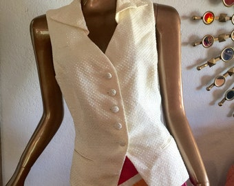 Christian Dior vintage vest