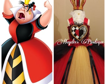 Alice in Wonderland-Queen of Hearts