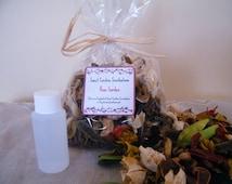 Rose Garden Scented Potpourri & Refresher Oil / Scented Potpourri / Summer Potpourri / Aromatherapy