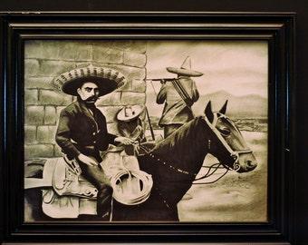 Zapata en Batalla