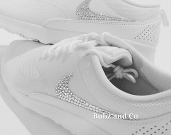 Send us your shoes to crystalise! Crystal shoes. Crystal nike shoes. Crystalised trainers. Crystalised shoes