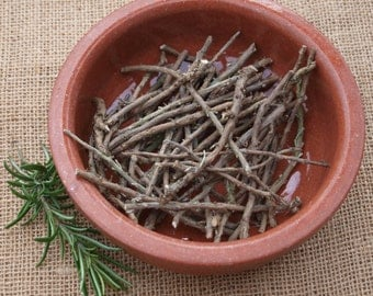 30g Rosemary Wood/Twigs RARE - (witch, wicca, magick)
