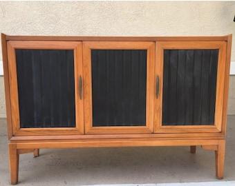 Mid Century Modern Copenart by Morganton sideboard, credenza.