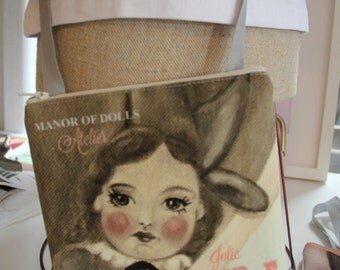 """Cecily Doll"" cover strap"