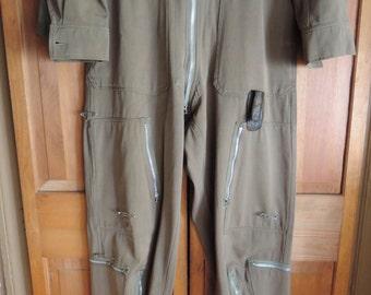 1940s Original Flight Suit