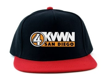 Anchorman: Kvwn Channel 4 News Snapback Cap