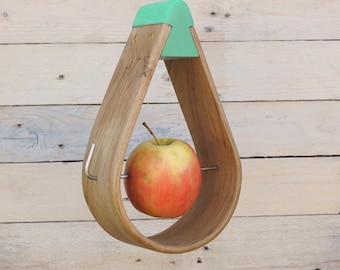 English Oak Apple / Fat Ball / Suet Ball Bird Feeder