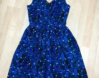 Glow in the Dark Stars Dress