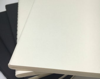 A6, White notebook