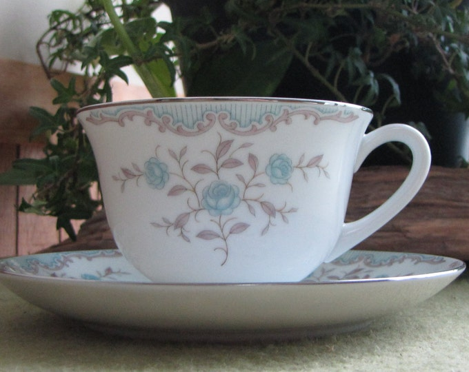 Phoebe by Narumi Vintage Tea Cup and Saucer Dinnerware and Replacements