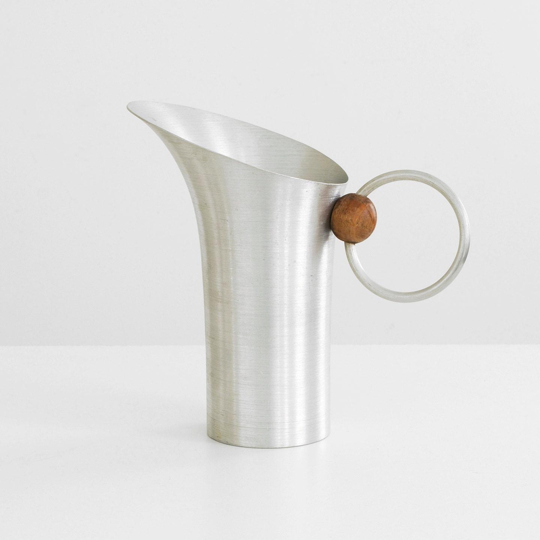 Russel wright spun aluminum pitcher spun aluminum pitcher - Russel wright pitcher ...