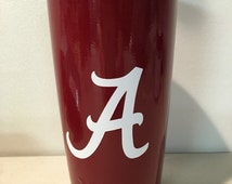 Unique Alabama Tumbler Related Items Etsy
