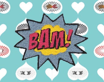 Bam! Word Patch
