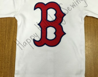 Boston Red Sox Onesie