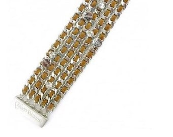 Good Work(s) Elements Precious Come Together Cuff - Tan