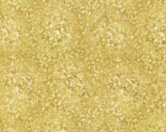 Metallic Gold Natural Fusions by Robert Kaufman