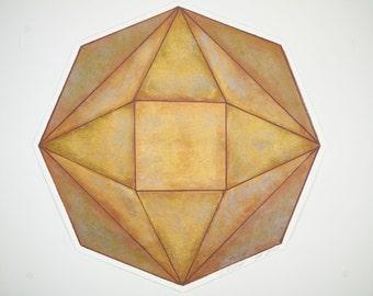 Octagonal Placemat