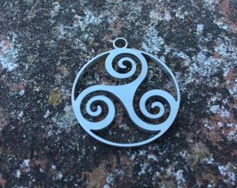 Triskele (Triple Spiral, Triskelion)