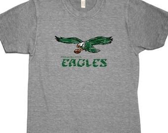 New Vintage Philadelphia Football Inspired Toddler T-Shirt